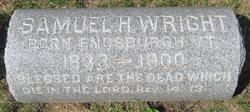 Samuel H Wright