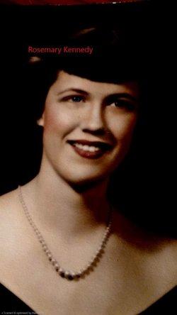 """Rosemary """"Rose"""" <I>Kennedy</I> Bevan"""