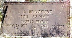 """J B """"Ted"""" Bradford"""