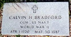 Calvin Harold Bradford