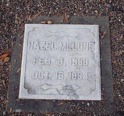 Hazel H <I>Handy</I> Melone