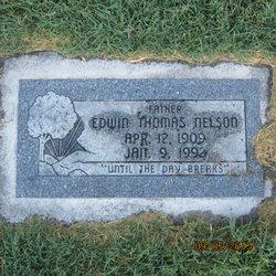 Edwin Thomas Nelson
