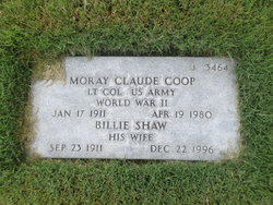 Moray Claude Coop