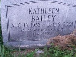 Kathleen <I>Farnsworth</I> Bailey
