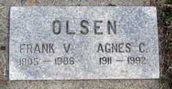 Frank V Olsen