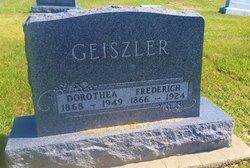 Dorothea <I>Ziegler</I> Geiszler