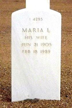 Maria L Garcia