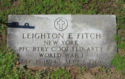 Leighton E Fitch