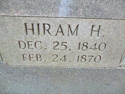 Hiram H. Hatfield