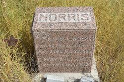 Rufus L Norris
