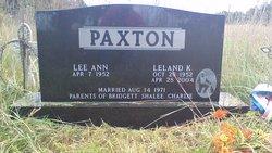 Leland Kermit Paxton, Jr