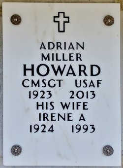 Adrian Miller Howard