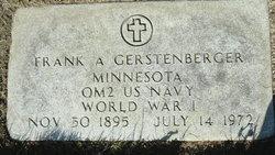 Frank A Gerstenberger