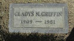 Gladys Nina <I>Cameron</I> Griffin
