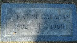 Christine <I>Wambeke</I> Galagan