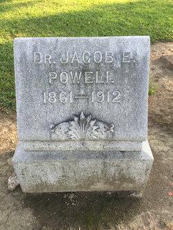 Dr Jacob E. Powell