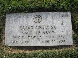 Elias Cruz, Sr