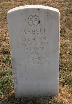 Isabell Dabney