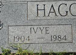 Ivye <I>Roden</I> Haggerton
