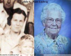 Goldie G. <I>Nutt</I> Ludwig