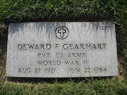Deward F Gearhart