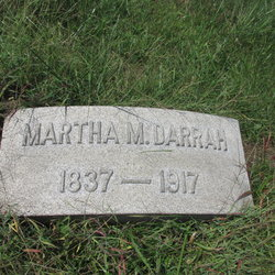 Martha M <I>Harris</I> Darrah