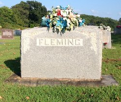 """Alice """"Allie"""" <I>Wilkerson</I> Fleming"""