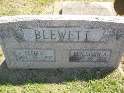 Elsie C Blewett