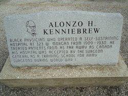 Dr Alonzo Homer Kenniebrew