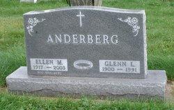 Ellen M. <I>Dahlberg</I> Anderberg