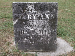 Mary Ann <I>Reaves</I> Mills