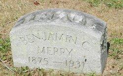 Benjamin C Merry