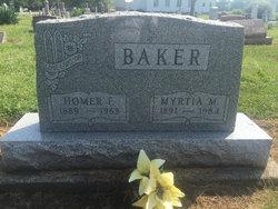 Homer Francis Baker
