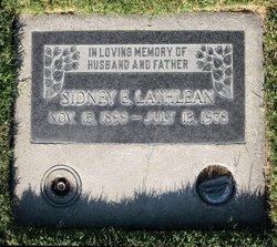Sidney Errington Lathlean