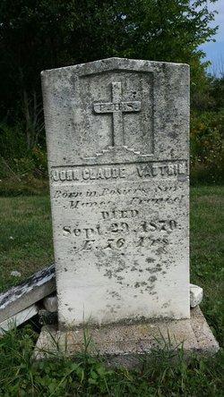 John Claude Vautrin
