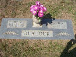 Maggie M Blalock
