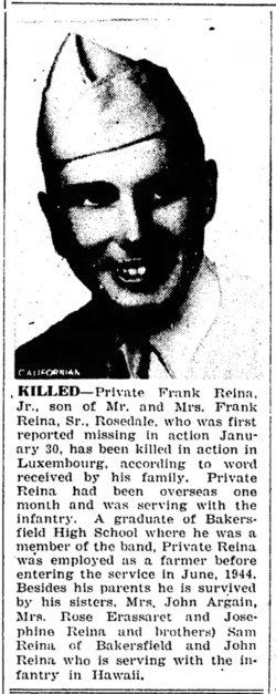 Frank Reina, Jr