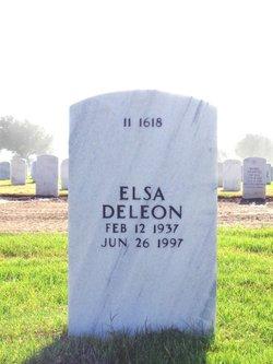 Elsa Deleon