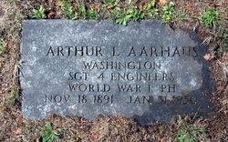 Arthur Lewis Aarhaus