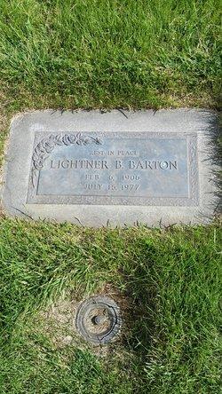 Lightner B Barton