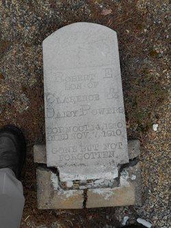 Robert E Powers 1910 1910 Find A Grave Memorial