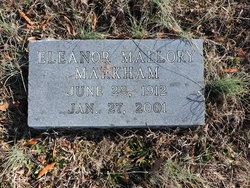 Eleanor Mallory Markham