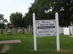Hancock Chapel United Methodist Cemetery