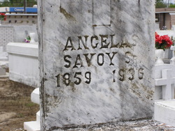 Angelas Savoy Sr.