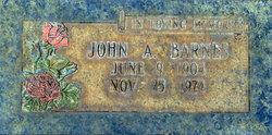 John Arthur Barnes