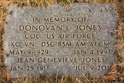 Donovan Leach Jones