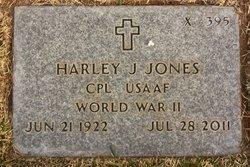Harley Junior Jones