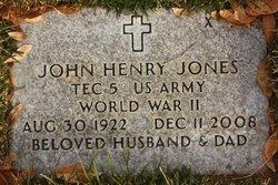 John Henry Jones