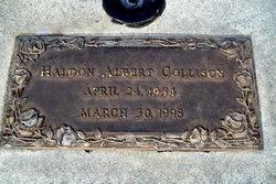 "Haldon Albert ""Hal"" Collison"