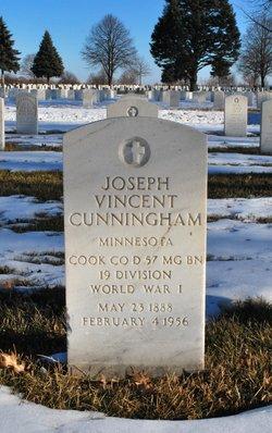 Joseph Vincent Cunningham
